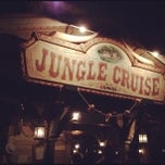Photo taken at ジャングルクルーズ (Jungle Cruise) by risa on 11/13/2011