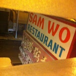 Photo taken at Sam Wo Restaurant by Lynn T. on 9/3/2011