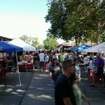 Photo taken at Red Bluff Wednesday Farmers Market by Eric L. on 6/28/2012