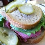 Photo taken at Moon's Sandwich Shop by Tanveer A. on 8/15/2012
