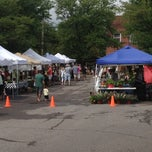 Photo taken at Oberlin Farmers Market by Sharon P. on 7/28/2012