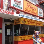 Photo taken at Ben's Chili Bowl by Manny T. on 5/26/2012