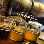 Photo taken at Upright Brewing by BrennerBrewing C. on 6/24/2012