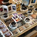 Photo taken at Lomography Gallery Store by Marielle F. on 4/15/2012