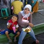 Photo taken at Asinan Bogor, Taman Topi by hidayat d. on 6/24/2012