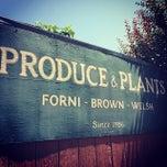 Photo taken at Forni Brown Gardens by Lewis C. on 5/31/2014