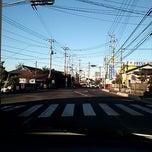 Photo taken at 愛宕山交差点 by yoshi_rin on 12/4/2012