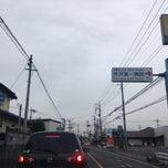Photo taken at 愛宕山交差点 by yoshi_rin on 4/3/2015