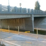 Photo taken at LA River Bike Path by chris m. on 9/9/2013