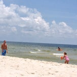 Photo taken at Gulf Shores Plantation Beaches by KSchmidt24 on 7/30/2013