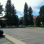 Photo taken at University of Colorado Ice Rink by Deb K. on 9/16/2012