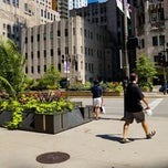 Photo taken at The Magnificent Mile by Jeffrey Z. on 8/29/2013