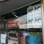 Photo taken at The Record Exchange by Drew M. on 3/12/2013