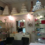 Photo taken at By İvan Patisserie by Fts (Visual-ist) İ. on 3/31/2013