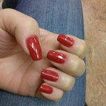 Photo taken at Splashie Nail Spa by Yana K. on 2/20/2013