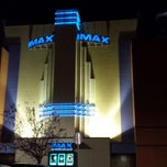 Photo taken at Regal Transit Center 18 & IMAX by Çetin K. on 10/19/2013