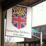 Photo taken at Union Jack Pub by Natasha C. on 4/15/2013