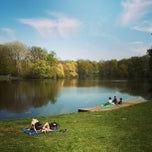 Photo taken at Treptower Park by João R. on 5/4/2013