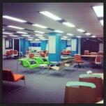 Photo taken at The Library Strip (Redpath McLennan) by Jason K. on 12/7/2013