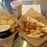 Photo taken at Qdoba Mexican Grill by King C. on 5/17/2013