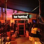 Photo taken at Bar Humbug by Steve G. on 2/9/2013