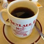 Photo taken at Skylark Diner by Katelyn S. on 5/7/2013