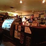 Photo taken at Pom Pom's Teahouse & Sandwicheria by Jimmy F. on 12/7/2012