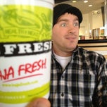 Photo taken at Baja Fresh by Andrew D. on 11/29/2012