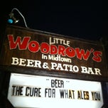 Photo taken at Little Woodrow's by Niraj B. on 8/17/2013
