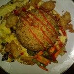 Photo taken at Big Burger B'karan by Tian S. on 3/21/2013
