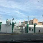 Photo taken at Camp De Futbol Vilomara by TAXI650 BAGES 6. on 3/23/2013