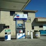 Photo taken at Chevron by Lorelei F. on 10/24/2012