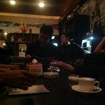 Photo taken at Royal Café & Resto by Reza R. on 3/28/2013