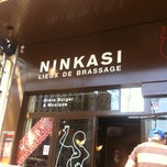 Photo taken at Ninkasi Croix-Rousse by Ozgur🎯 Z. on 4/23/2013