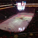 Photo taken at Prudential Center by Autumn Meadow Trading L. on 4/10/2013