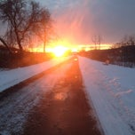 Photo taken at Vestal Rail Trail by Teresa P. on 2/7/2014