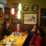 Photo taken at Applebee's by Laura C. on 3/30/2013