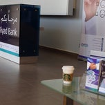 Photo taken at Riyad Bank by A7med A. on 10/9/2013
