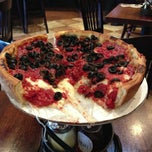 Photo taken at Patxi's Chicago Pizza by Micah A. on 7/2/2013