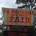Photo taken at Great Darke County Fair by Kevin M. on 8/17/2013