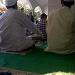 Photo taken at Masjid Al-Barokah by Roy t. on 4/19/2013