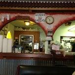 Photo taken at La Corona Mexican Restaurant by Nico C. on 4/8/2013