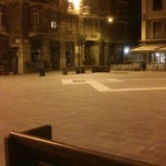Photo taken at Piazza Del Bastione by Giacomo G. on 4/14/2013