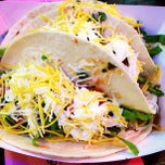 """Photo taken at A1A Burrito Works """" The Taco Shop"""" by Joaquin V. on 4/29/2013"""