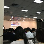 Photo taken at Hong Kong Productivity Council 生產力局 by yuenyee M. on 3/26/2013