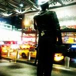 Photo taken at Ralph Kramden Statue by krg. on 12/13/2012