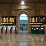 Photo taken at Stazione Trieste Centrale by Carlo F. on 1/23/2013