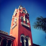 Photo taken at Chennai Central by Sam T. on 10/22/2012