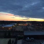 Photo taken at Holiday Inn Express and Suites by Homoud on 1/10/2014
