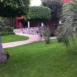 Photo taken at Club Atlas Colomos by Roberto G. on 7/17/2013